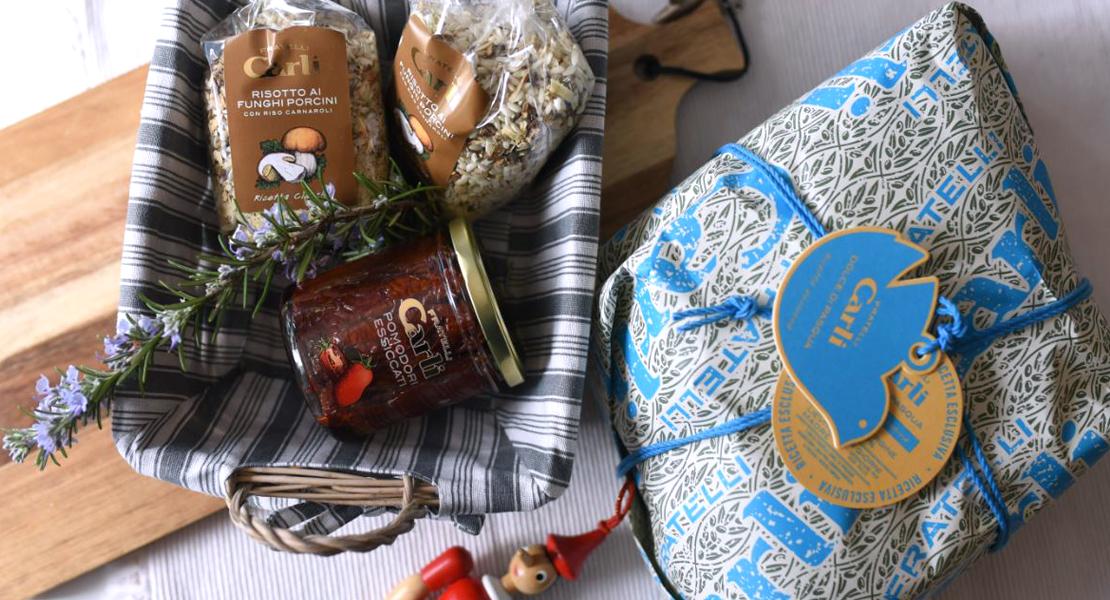 Photo de produits italiens Fratelli Carli sur Swanee Rose Le Blog