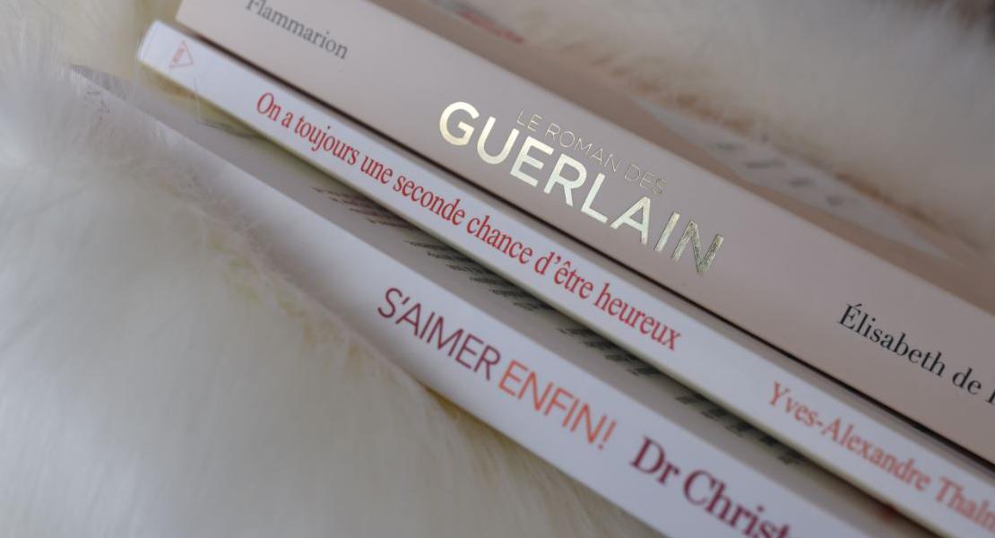 Photo de 3 livres sur Swanee Rose Le Blog