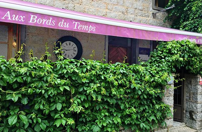 Chambres d'hôtes Aux bords du temps Zonza Corse