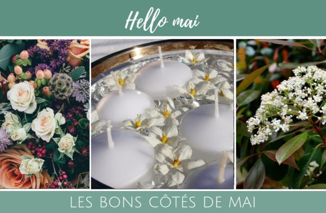 Photo de mon moodboard de mai sur Swanee Rose Le Blog