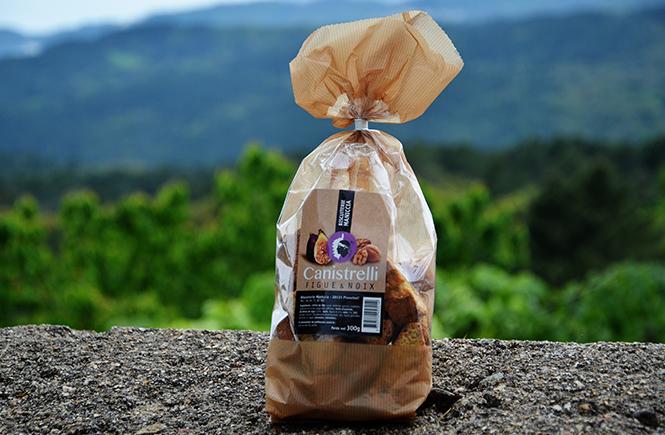 Paquet de canistrelli corses aux figues et noix