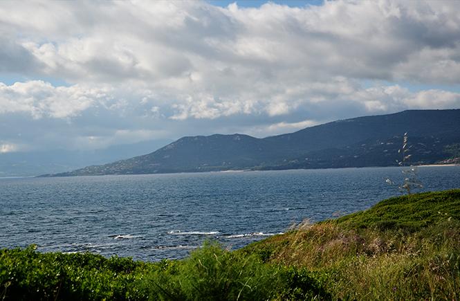 Golfe du Valinco à Propriano Corse du Sud