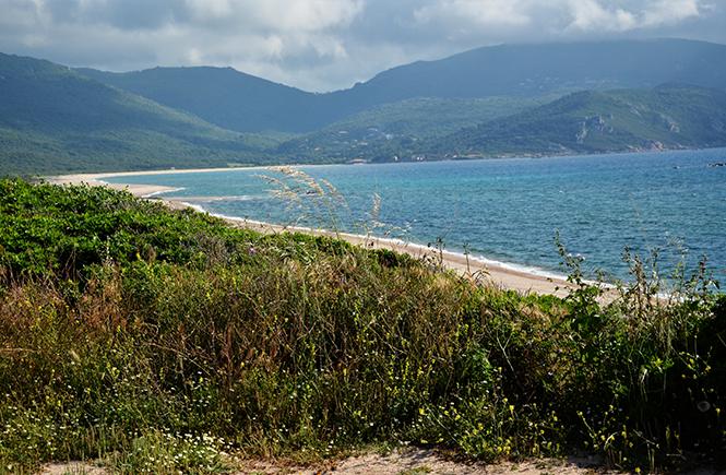 Plage de Propriano Corse du Sud
