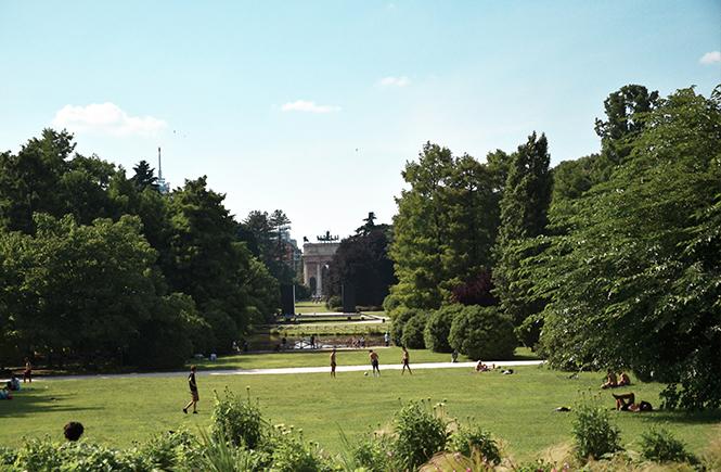 Parco-Sempione-Milan