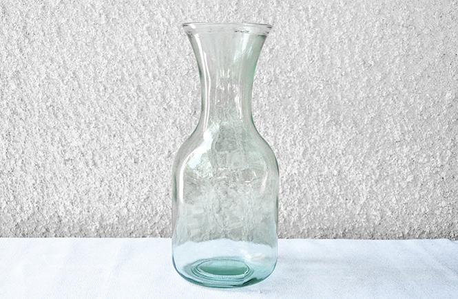 carafe-en-verre-recyclé-casa-sur--swanee-rose-le-blog