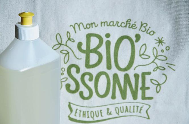 Lessive liquide bio en vrac Biossonne Montauban