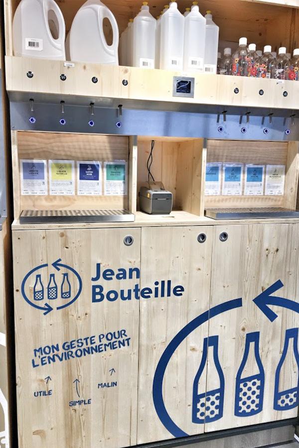 Espace vrac Jean Bouteille Biossonne Montauban