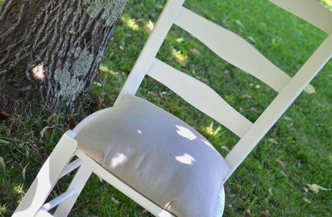 DIY-Relooking-chaise-en-bois sur Swanee Rose Le Blog