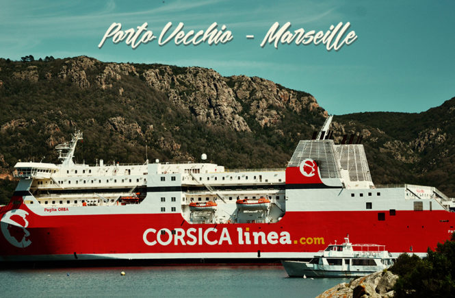 Palia Orba dans le Golfe de Porto Vecchio Corsica Linea