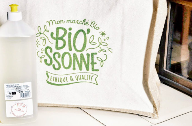 Lessive liquide bio en vrac chez Biossonne Montauban