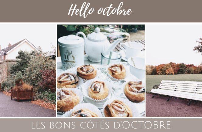 Moodboard Octobre 2018 sur Swanee Rose Le Blog