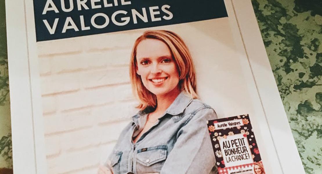 Rencontre dédicace avec Aurélie Valognes