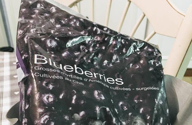 Tourte aux bleuets - Rcette sur Swanee Rose Le Blog