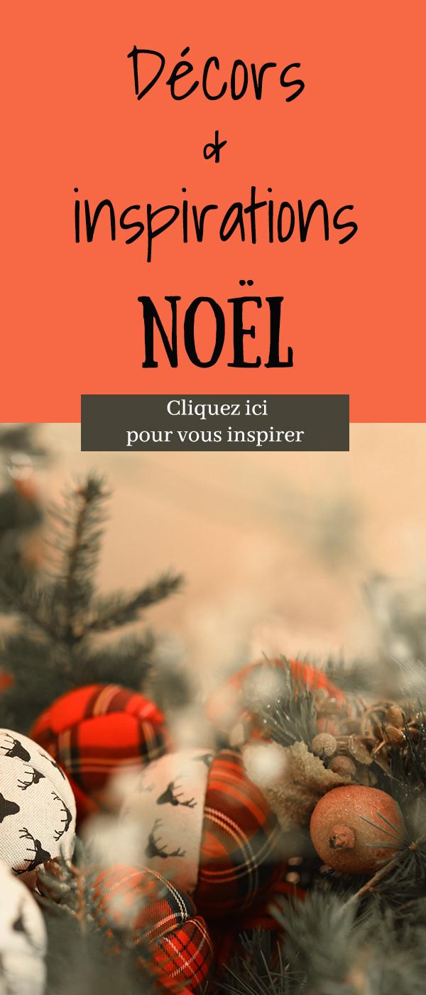 Décors et inspirations de Noël