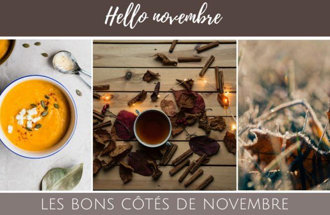 Hello novembre sur Swanee Rose Le Blog