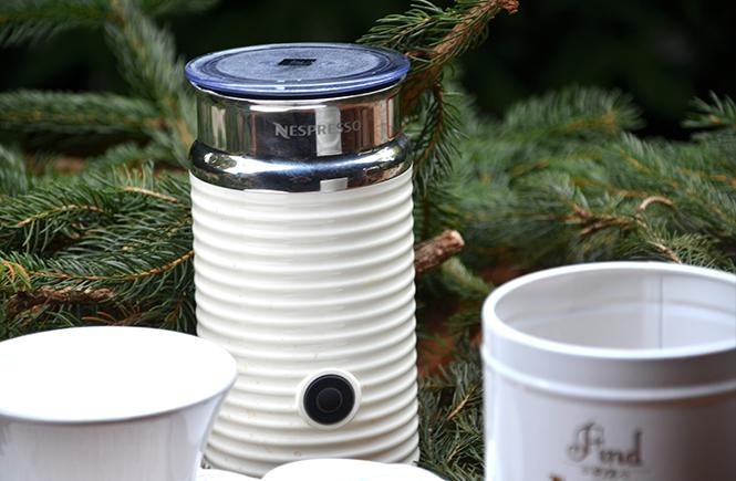 Cappuccino onctueux avec l'Aeroccino NESPRESSO