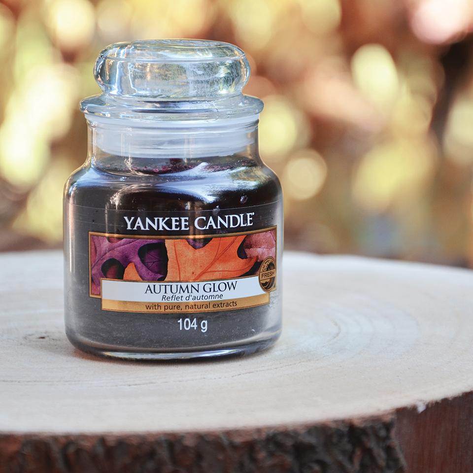 A la lumière des bougies d'automne