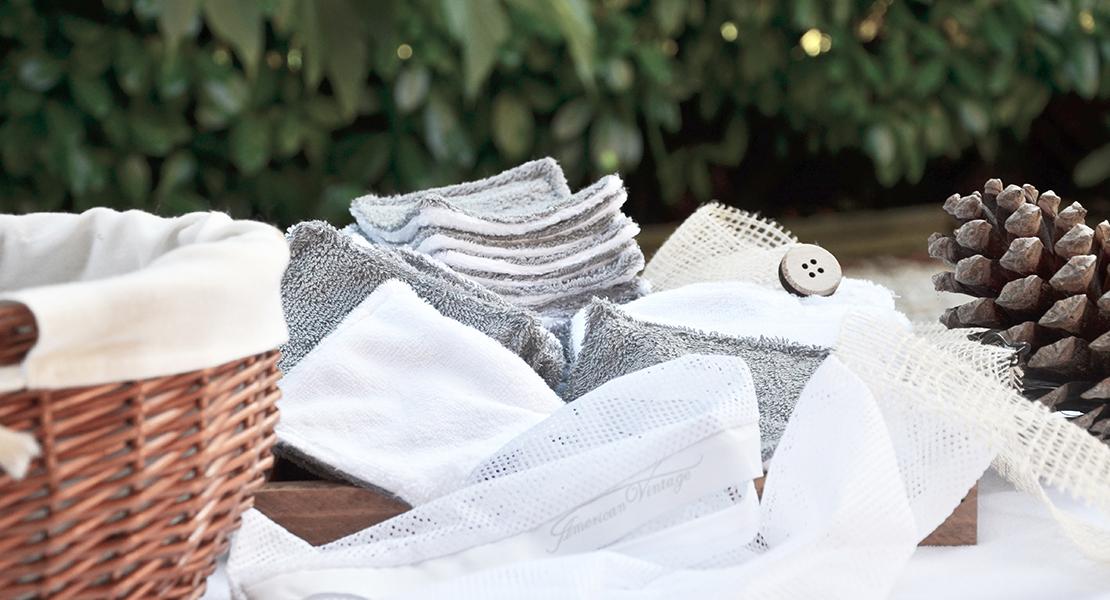 DIY Lingettes démaquillantes sur Swanee Rose Le blog