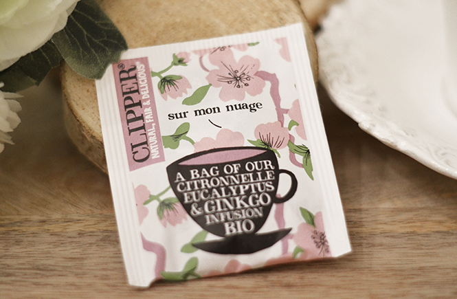 Tisane Clipper sur Swanee Rose Le Blog