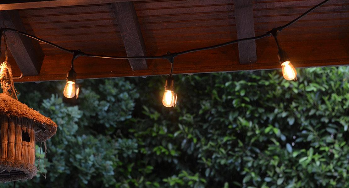 Ambiance guinguette pour terrasse d'été