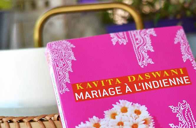 Mariage à l'indienne de Kavita Daswani