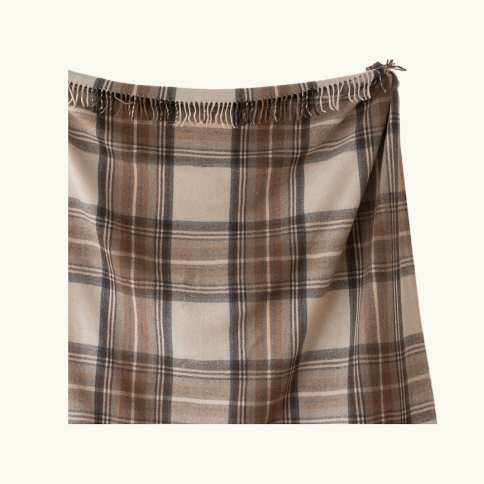 The Tartan Blanket Co. Wool Blanket