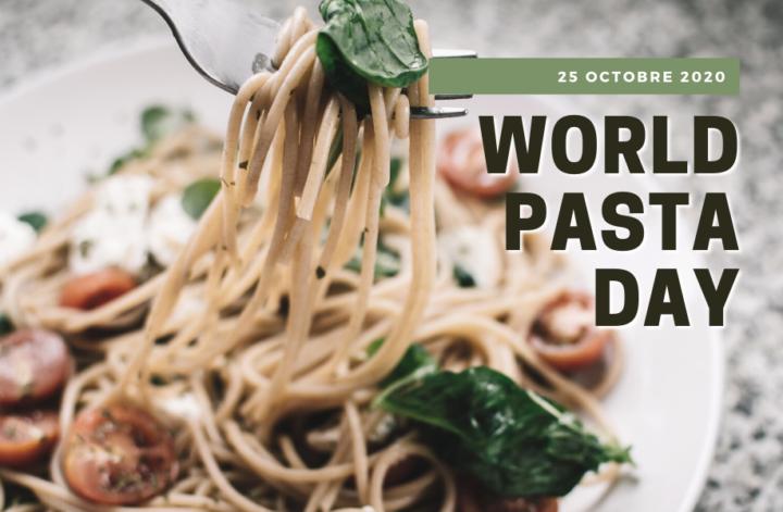 Journée mondiale des pâtes 2020 sur Swanee Rose Le Blog