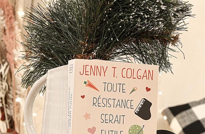 Toute résistance serait futile de Jenny T. Colgan