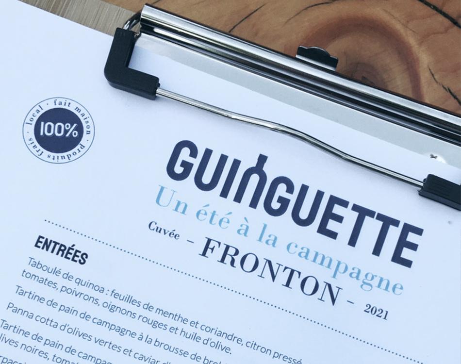 Guinguette Fronton
