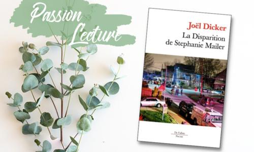 La disparition de Stéphanie Mailer de Joël Dickers