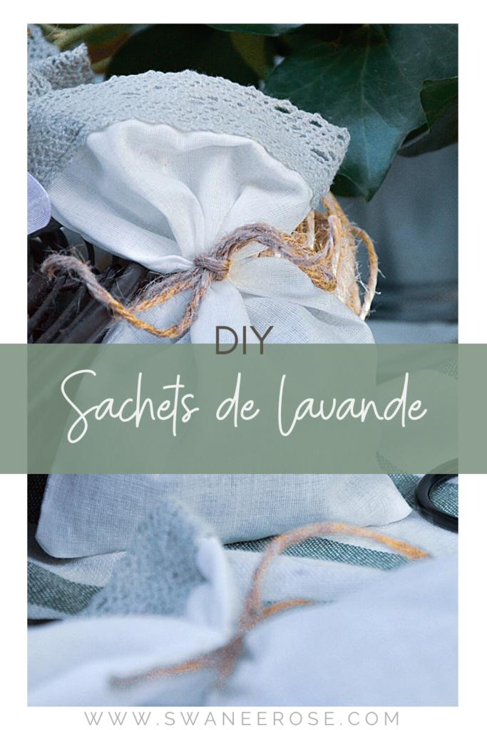 Conserver la lavande en sachet