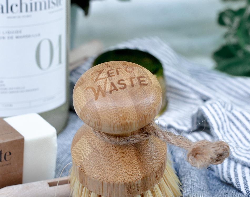 Brosse à vaisselle naturelle