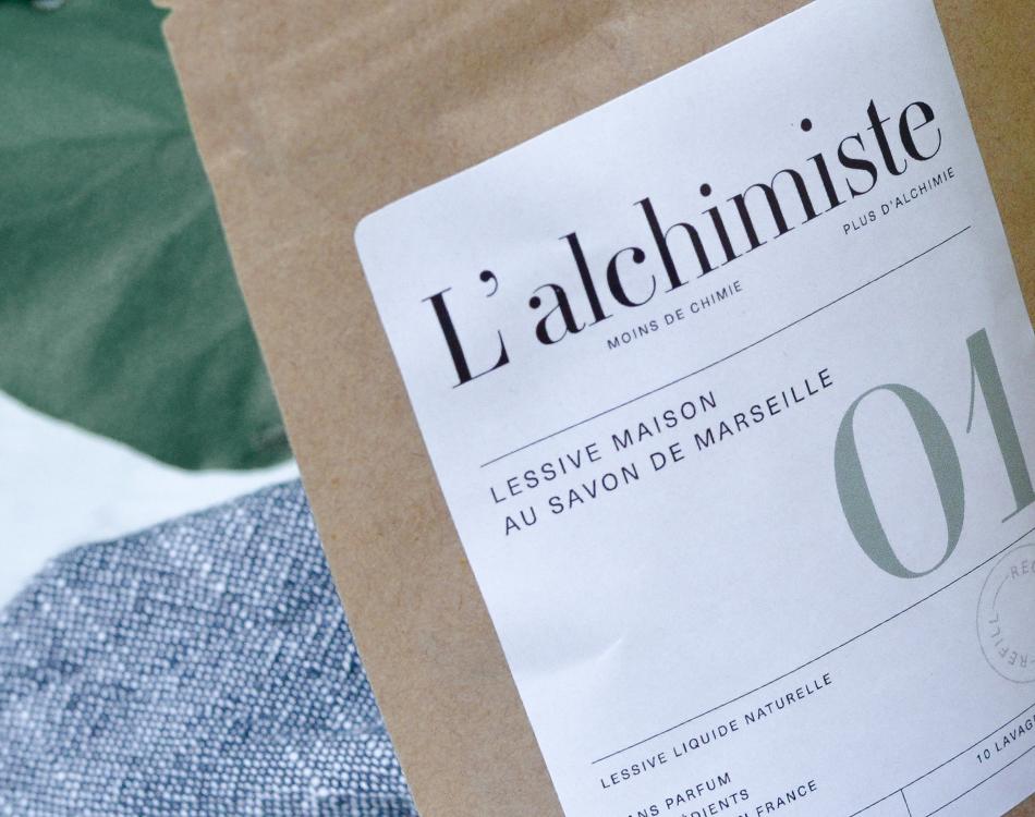 Recharge lessive L'Alchimiste