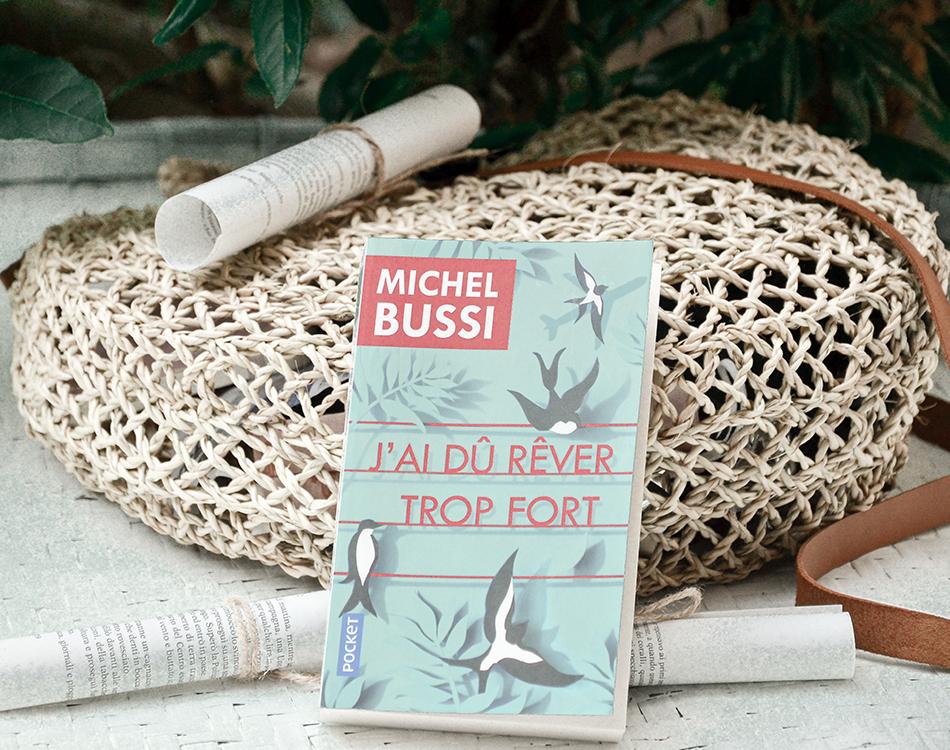 J'ai dû rêver trop fort de Michel Bussi