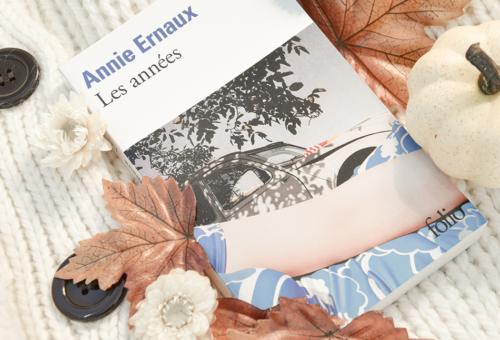 Livre Les Années d'Annie Ernaux