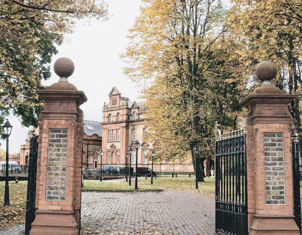 Ballade d'automne à Dublin
